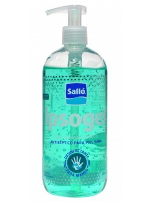 GEL HIDROALCOHOLICO 500 ML
